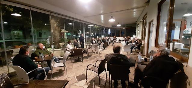 Με επιτυχία οι ομιλίες-περιοδείες της Τομεακής Οργάνωσης Αιτωλοακαρνανίας του ΚΚΕ. - Φωτογραφία 2