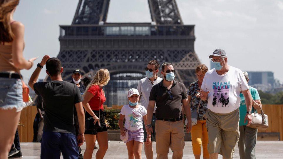 Γαλλία: Ανοιχτό το ενδεχόμενο γενικού lockdown - Φωτογραφία 1