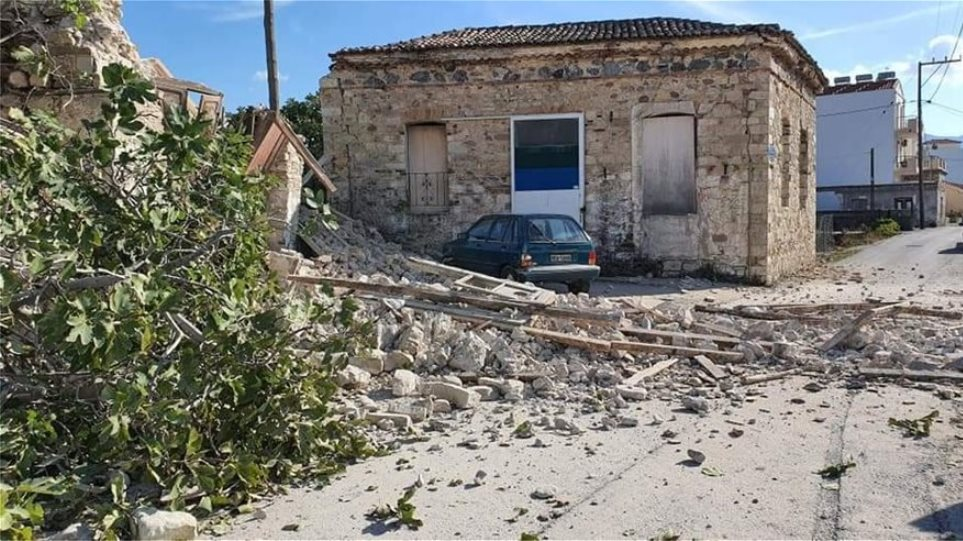 Ευρωμεσογειακό Σεισμολογικό Ινστιτούτο: Ο σεισμός ήταν 7.0 Ρίχτερ! - Φωτογραφία 1