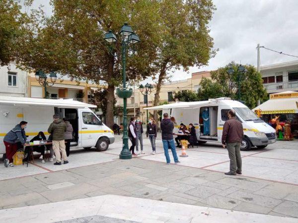 Κοροναϊός : Ανησυχητική εικόνα των rapid test – Πού βρέθηκε θετικό το 31,5% των δειγμάτων - Φωτογραφία 1