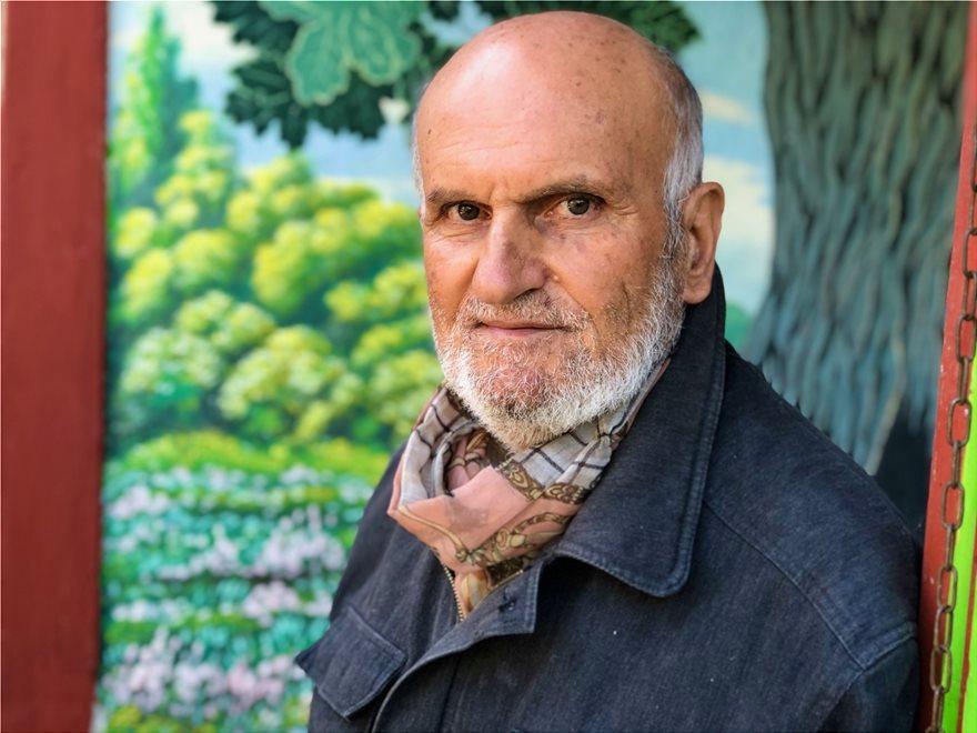 Πιερία: «Γκραφιτάς» ετών 71... μεταμόρφωσε ολόκληρο το χωριό του - Φωτογραφία 5