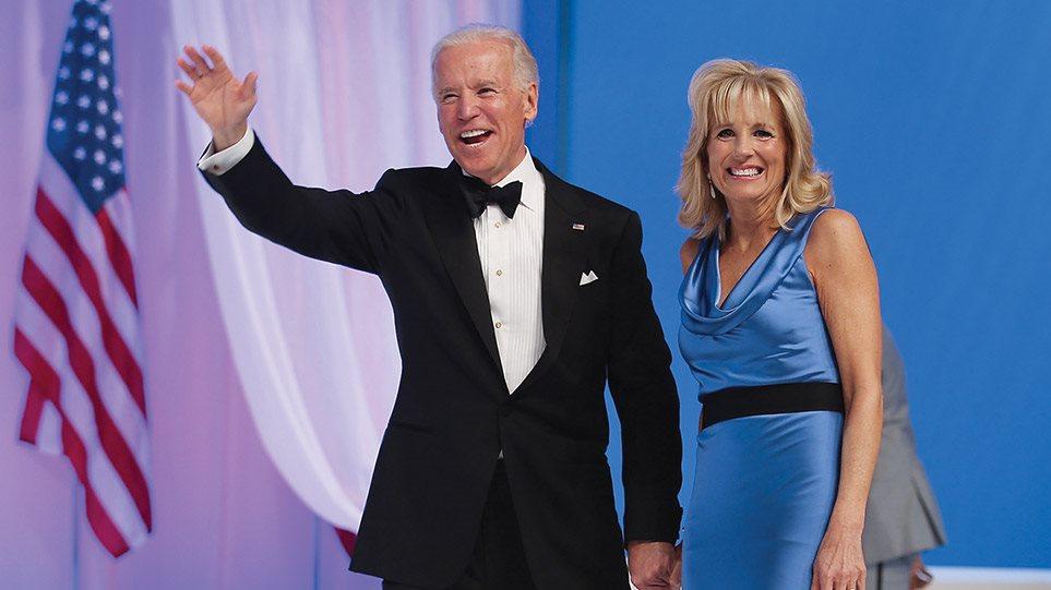 Τζιλ Μπάιντεν: Αυτή είναι η νέα «Πρώτη Κυρία» των ΗΠΑ που «έδωσε πίσω τη ζωή» στον Τζο - Φωτογραφία 1