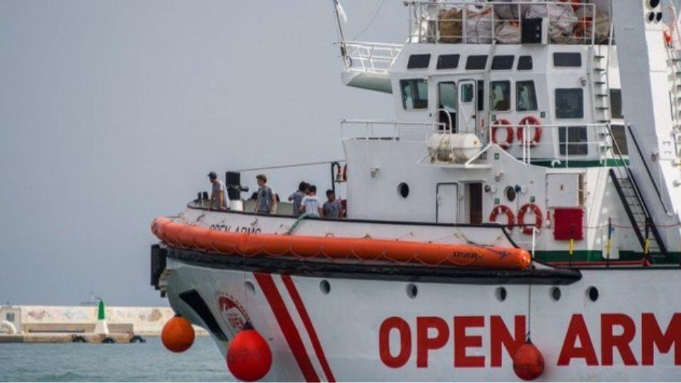Ιταλία: Τουλάχιστον 5 μετανάστες πνίγηκαν σε ναυάγιο κοντά στη Λαμπεντούζα - Φωτογραφία 1