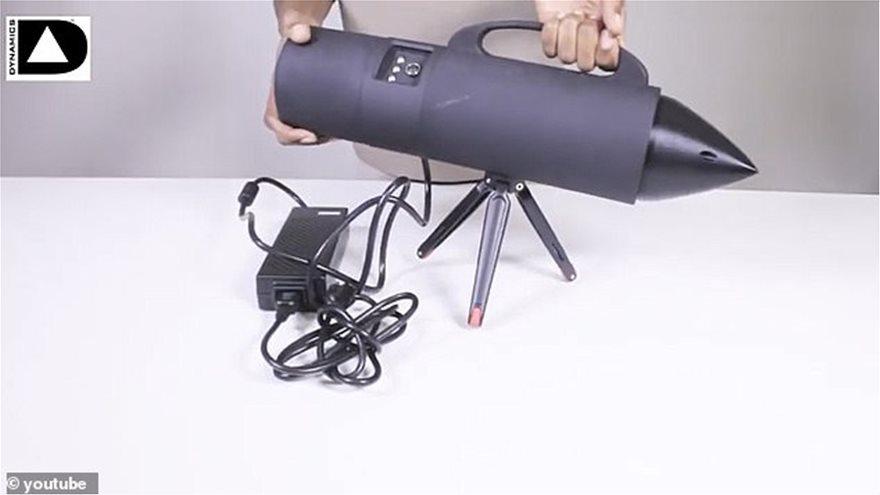 «Φονική μηχανή» υποστηρίζει ότι εξουδετερώνει σχεδόν 100% τον νέο κορωνοϊό - Φωτογραφία 3