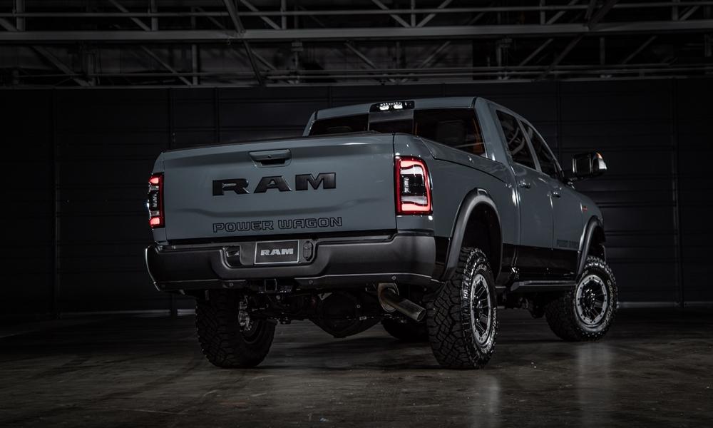Ram Power Wagon - Φωτογραφία 2