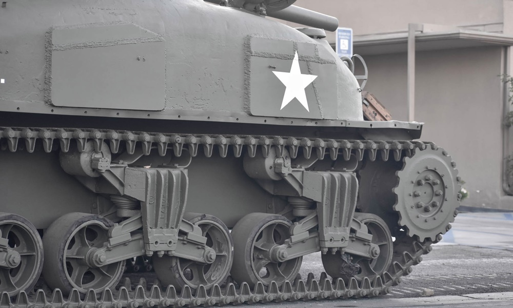 Sherman M4A1  IXE - Φωτογραφία 3