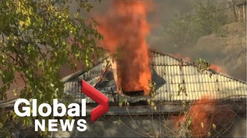 Ναγκόρνο Καραμπάχ: Καμένη γη μετά τη συμφωνία- Οι κερδισμένοι και οι χαμένοι - Φωτογραφία 3