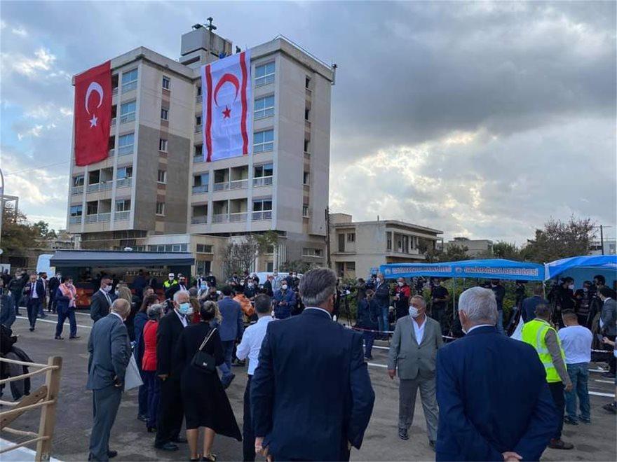 Ερντογάν: Τα θύματα στην Κύπρο είναι οι Τουρκοκύπριοι - Θέλουμε δίκαιη λύση στην Ανατολική Μεσόγειο - Φωτογραφία 3