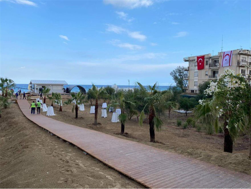 Ερντογάν: Τα θύματα στην Κύπρο είναι οι Τουρκοκύπριοι - Θέλουμε δίκαιη λύση στην Ανατολική Μεσόγειο - Φωτογραφία 5