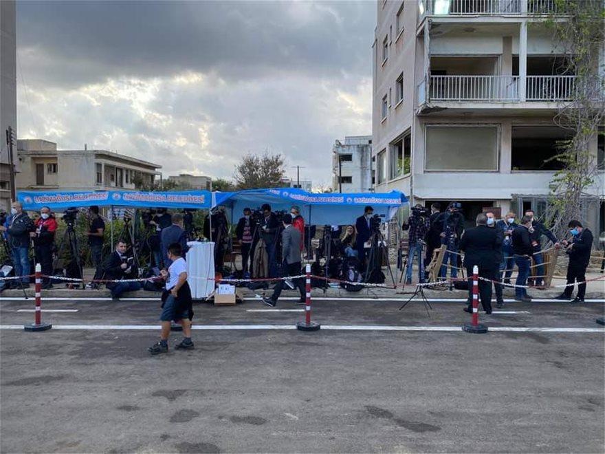 Ερντογάν: Τα θύματα στην Κύπρο είναι οι Τουρκοκύπριοι - Θέλουμε δίκαιη λύση στην Ανατολική Μεσόγειο - Φωτογραφία 6