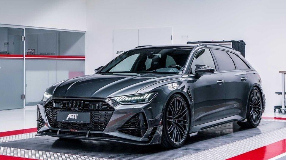 ABT Sportsline Audi RS6 Avant. - Φωτογραφία 1