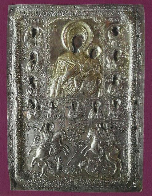 Ιερά Μονή Γεννήσεως Θεοτόκου Λιμποχόβου - Φωτογραφία 1