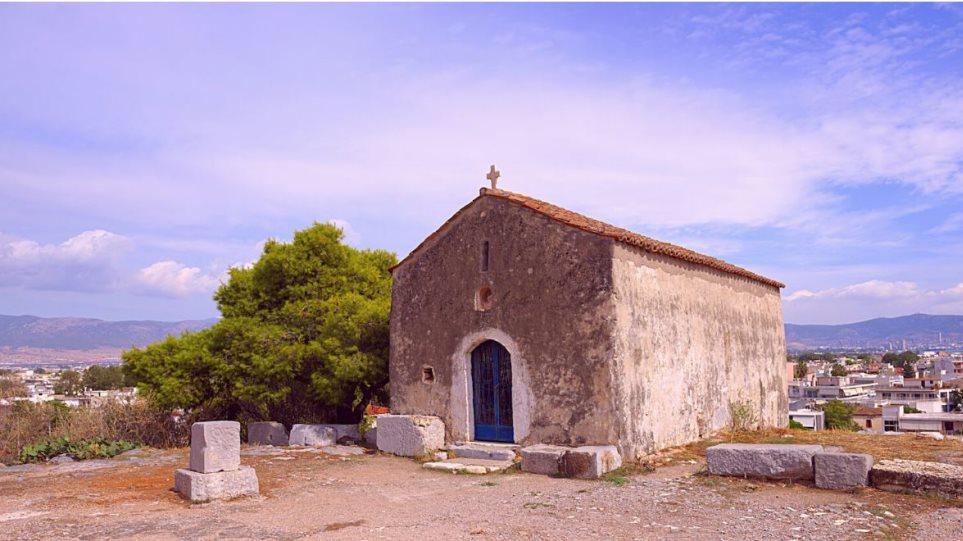 Ελευσίνα: Ο κορωνοϊός «νίκησε» τη θεά Δήμητρα… ακόμη και την Παναγία - Φωτογραφία 1