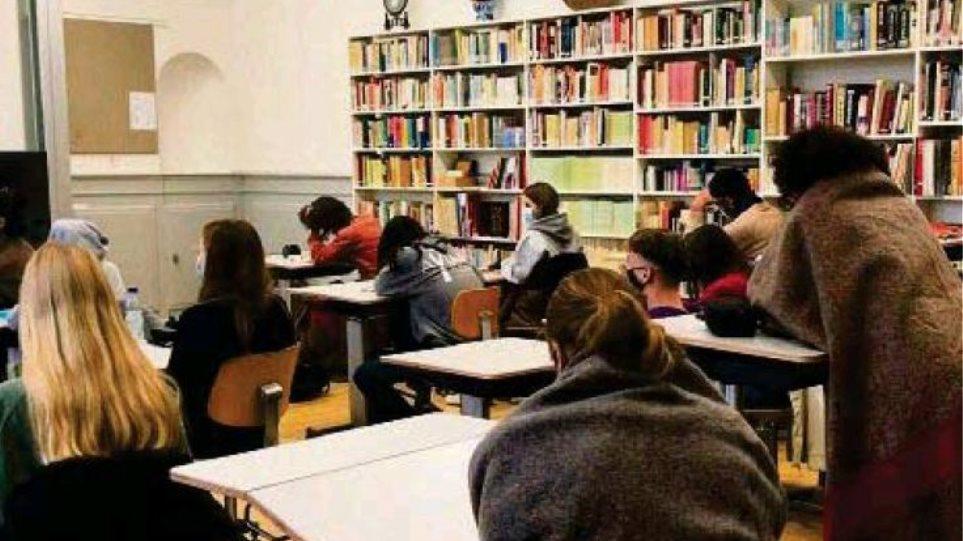 Κορωνοϊός και ασφάλεια: Με ανοιχτά παράθυρα και... κουβέρτες οι μαθητές στα σχολεία της Ελβετίας! - Φωτογραφία 1