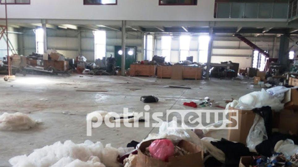 Λεηλάτησαν εργοστάσιο στο Βαρθολομιό – Πάνω από 500.000 ευρώ ζημιά - Φωτογραφία 1