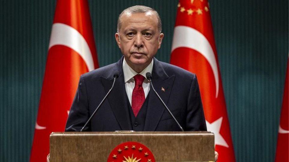 Ερντογάν: Δεν έχουμε κλείσει ποτέ την πόρτα του διαλόγου και της διπλωματίας - Φωτογραφία 1