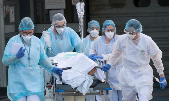 Κορονοϊός: Ασύλληπτο! 108 θάνατοι από τον κορονοϊό σε ένα 24ωρο – 522 διασωληνωμένοι ασθενείς - Φωτογραφία 1