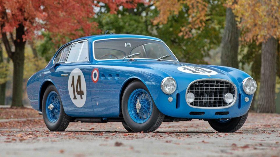 200 δολάρια Ferrari 340 America του 1952 - Φωτογραφία 1