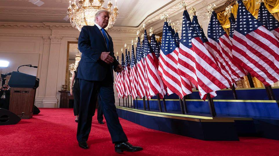 ΗΠΑ-Εκλογές 2020: Ο Τραμπ... άναψε το πράσινο φως να αρχίσει η διαδικασία μεταβίβασης της εξουσίας - Φωτογραφία 1