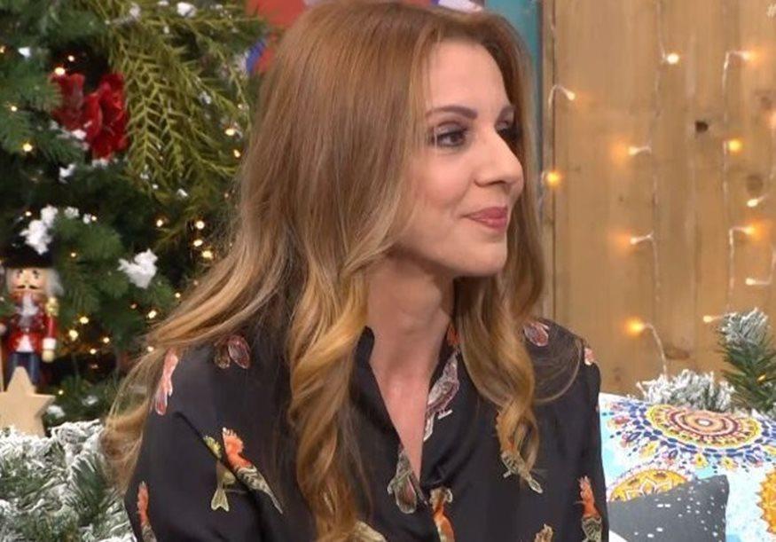 Τι απάντησε η Ματίνα Νικολάου για το ενδεχόμενο να αποχωριστεί την τηλεοπτική Βάνια; - Φωτογραφία 1