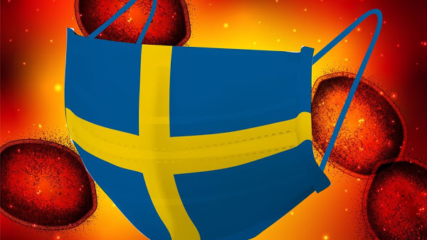 Σουηδία: 17.265 νέα κρούσματα - Φωτογραφία 1