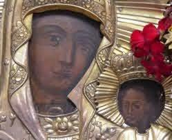 Μια μοναδική και σπάνια εικόνα της Παναγίας - Φωτογραφία 1