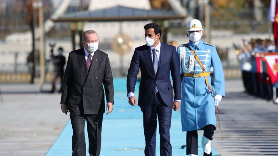 «Σανίδα σωτηρίας» στην τουρκική οικονομία: Το Κατάρ εξαγόρασε το 10% του χρηματιστηρίου της Κωνσταντινούπολης - Φωτογραφία 1
