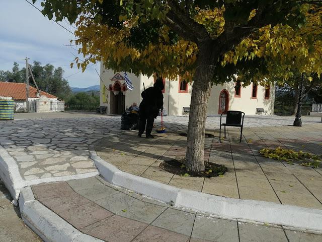 Παρεμβάσεις του Δήμου Ξηρομέρου στην κοινότητα Χρυσοβίτσας - Φωτογραφία 1
