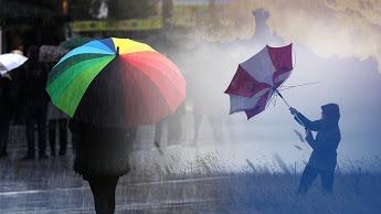 Έρχονται θυελλώδεις άνεμοι, βροχές και πτώση της θερμοκρασίας - Φωτογραφία 1