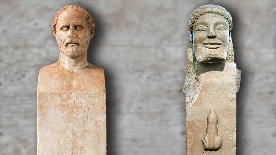 Τα μυστικά του Ερμή: Πώς βρέθηκε, 2.400 χρόνια μετά, από την Ακρόπολη στην αποχέτευση της Αιόλου - Φωτογραφία 2