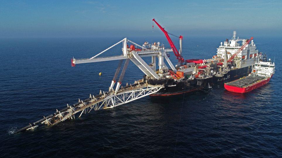 ΗΠΑ σε Γερμανία: Μορατόριουμ στην ολοκλήρωση της κατασκευής του Nord Stream 2 - Φωτογραφία 1