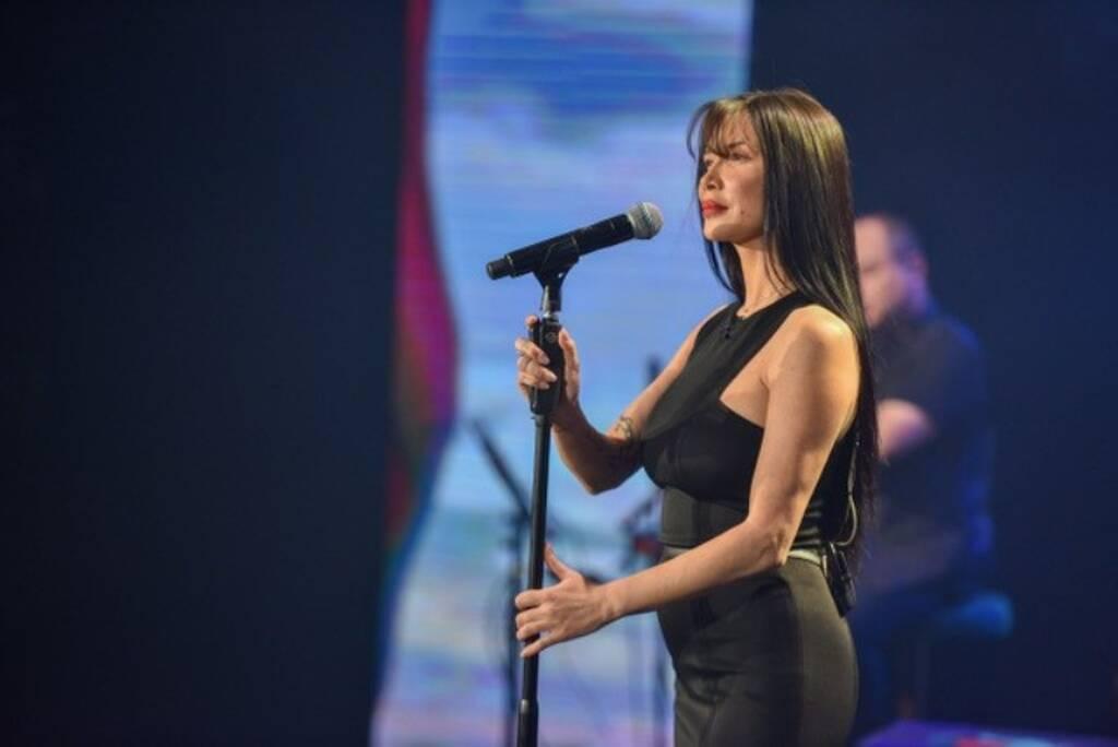 «Σπίτι με το MEGA»: Η Πάολα σε μια εκρηκτική συναυλία - Φωτογραφία 1
