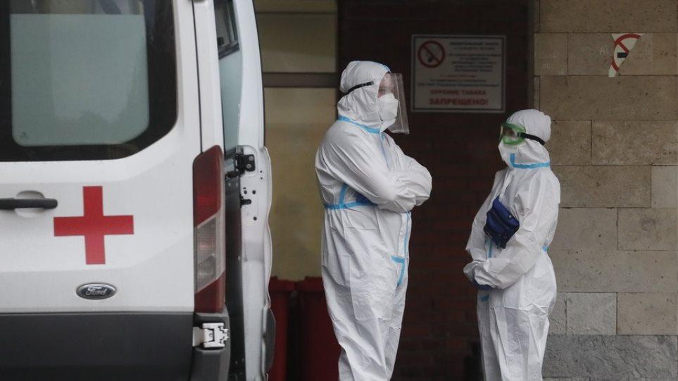 Γερμανία: Υποχρεωτική νοσηλεία στα νοσοκομεία για τους αντιρρησίες καραντίνας! - Φωτογραφία 1