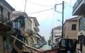 Καταγραφή ζημιών από τα ακραία καιρικά φαινόμενα στην Δ.Ε. Αστακού.