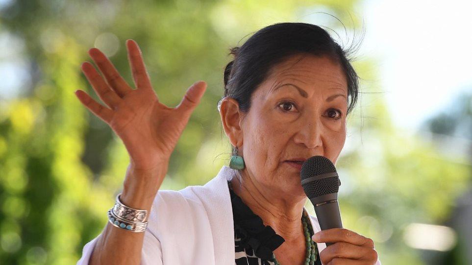 ΗΠΑ: Ποια είναι η πρώτη ιθαγενής που θα συμμετάσχει στην αμερικανική κυβέρνηση - Φωτογραφία 1