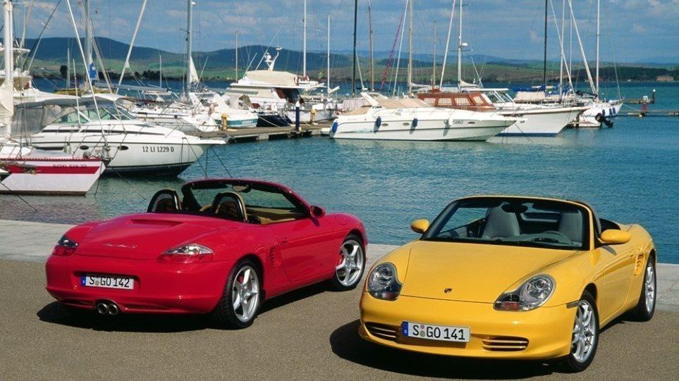 Porsche Boxster 25 χρόνια - Φωτογραφία 1