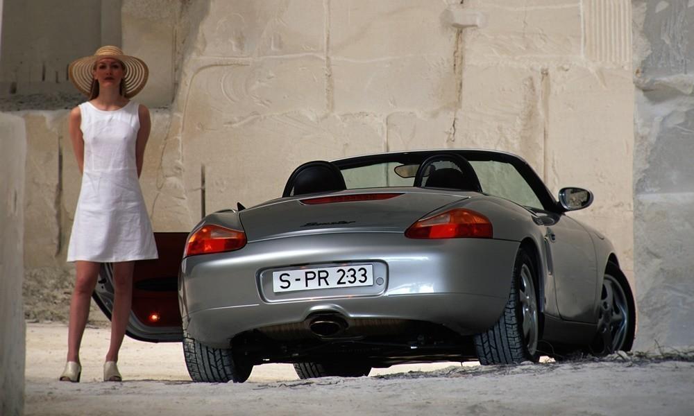Porsche Boxster 25 χρόνια - Φωτογραφία 6