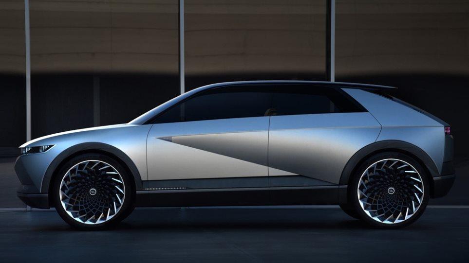 Hyundai Ionic 5 - Φωτογραφία 1