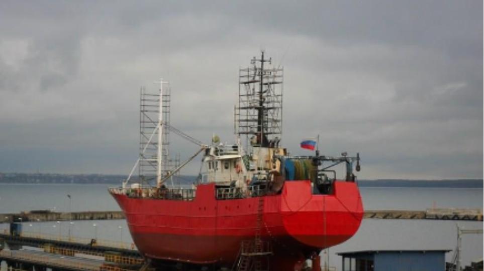 Ρωσικό αλιευτικό ναυάγησε στη θάλασσα Μπάρεντς - 17 αγνοούμενοι - Φωτογραφία 1