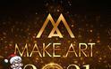 Make Art:  Υγεία, Ευημερία και Ευτυχισμένο το 2021 σε όλο τον κόσμο