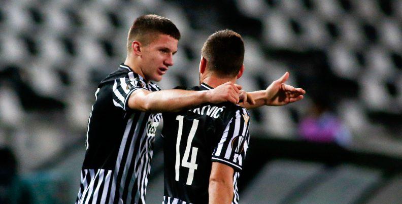Ζίβκοβιτς και Τζόλης τραβάνε το κουπί στον ΠΑΟΚ - Φωτογραφία 1