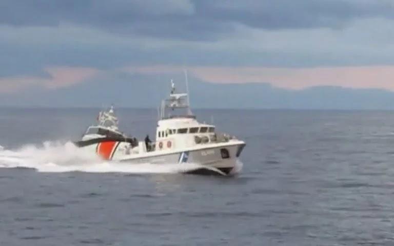 Ίμια: Επεισόδιο με σκάφος του Λιμενικού και τουρκική ακταιωρό - Φωτογραφία 1