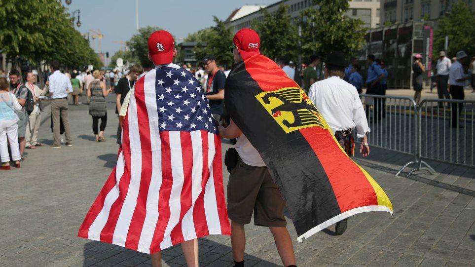 Γερμανία: Οδηγίες για τους Γερμανούς που ζουν στις ΗΠΑ για ενδεχόμενη συνέχιση της βίας στην Ουάσινγκτον - Φωτογραφία 1