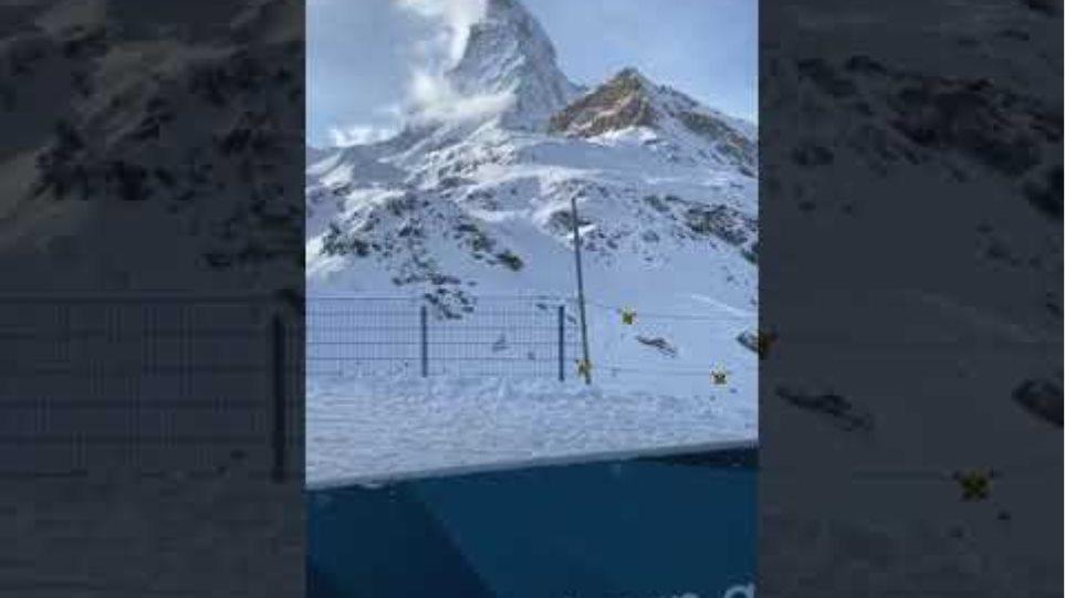 Δεύτερο «Ντουμπάι» για Έλληνες τουρίστες τα χιονοδρομικά της Ελβετίας - Φωτογραφία 2