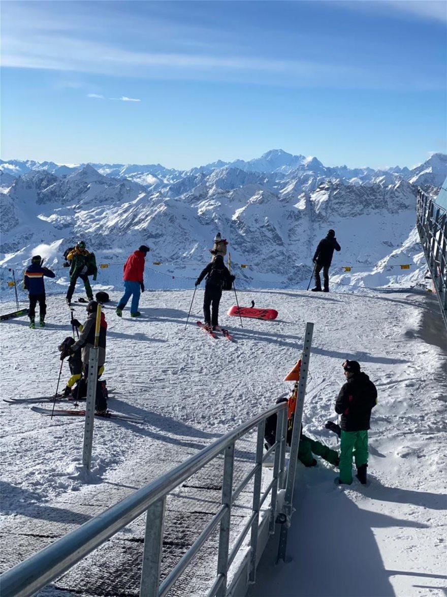 Δεύτερο «Ντουμπάι» για Έλληνες τουρίστες τα χιονοδρομικά της Ελβετίας - Φωτογραφία 3