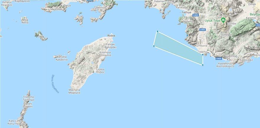 Ανεβάζει του τόνους η Τουρκία με «μπαράζ» από NAVTEX - Φωτογραφία 2