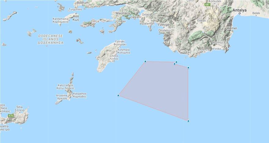Ανεβάζει του τόνους η Τουρκία με «μπαράζ» από NAVTEX - Φωτογραφία 3