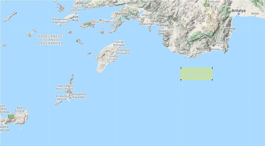 Ανεβάζει του τόνους η Τουρκία με «μπαράζ» από NAVTEX - Φωτογραφία 4