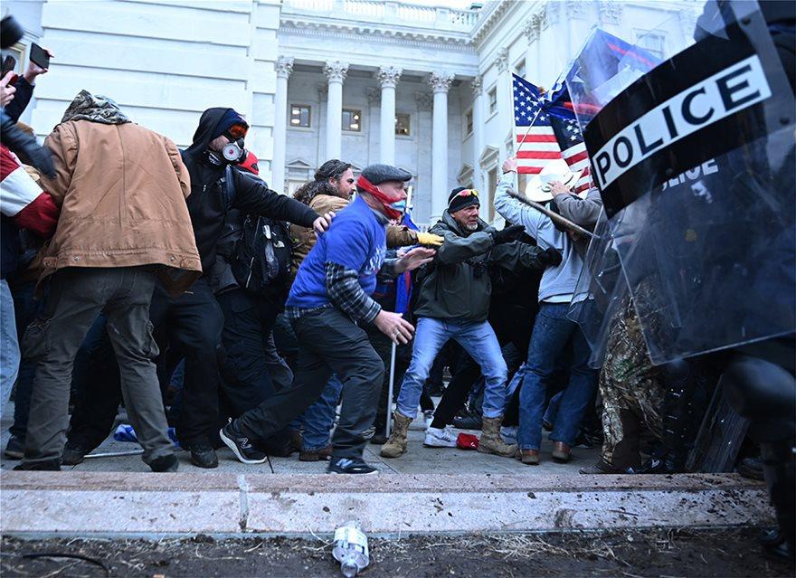 Χάος στις ΗΠΑ: Κυκλοφορούσε για βδομάδες στα social media το σχέδιο - Φωτογραφία 2