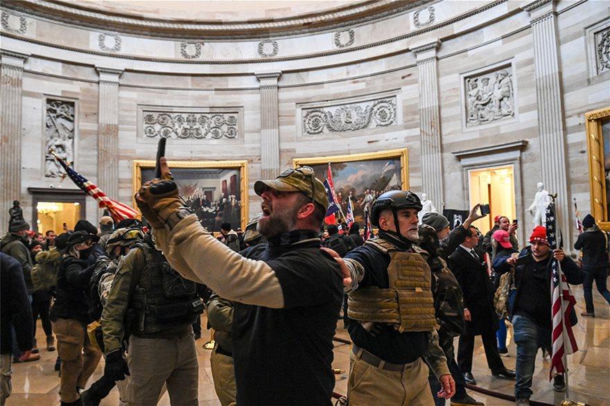 Χάος στις ΗΠΑ: Κυκλοφορούσε για βδομάδες στα social media το σχέδιο - Φωτογραφία 3
